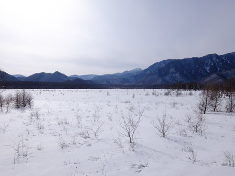 日光 戦場ヶ原