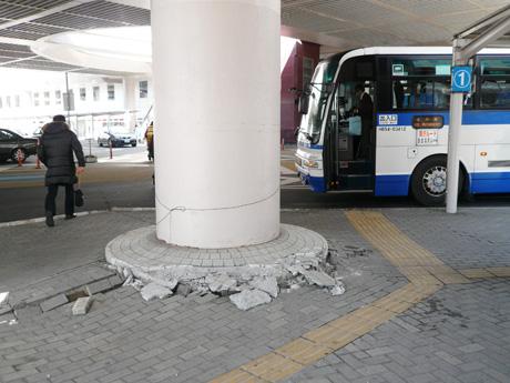 水戸駅南口バスターミナル
