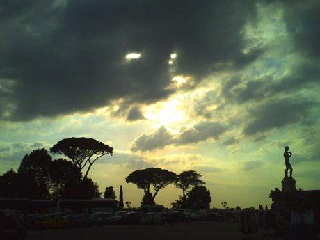 ミケランジェロ広場