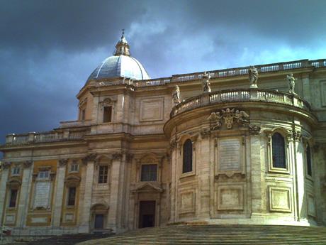 サンタマリア・マッジョーレ教会