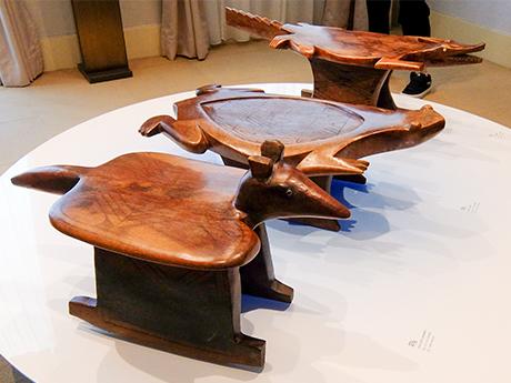ブラジル先住民の椅子